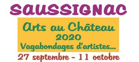Banniere Les Arts au Château 2020