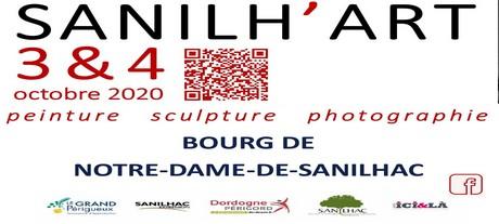 Banniere SANILH'ART